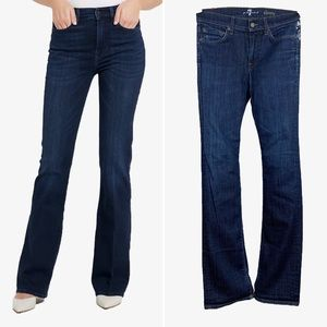 7 For All Mankind High Waist Slimmy Jean